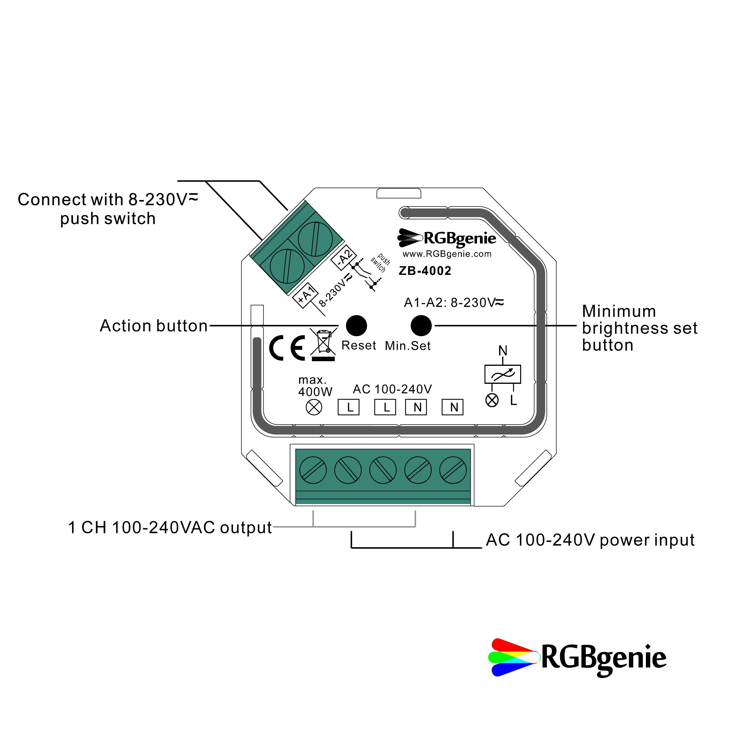 Micro Controller And Lamp Module